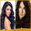 Tangle free no shedding fast delivery natural looking stock hair wigs