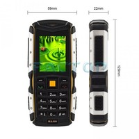 Cheapest outdoor dual sim cell phone with 2g rugged waterproof mobile phone