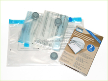 SGS TUV Certification High Quality vacuum bag vacuum storage bag for Triple Your Space