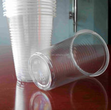 24oz plastic disposable soft drinking container/ 3d customized lenticular plastic cup with lid and straw/ plastic drinking cup