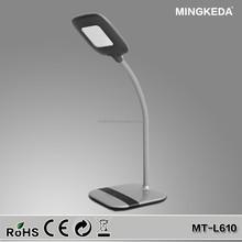LED Plastic Table lamp home decor