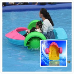 Best selling Adult & Kids Water used pedal boats for sale