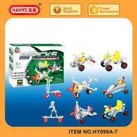 Kids games toy cars types of powered bricks alloy