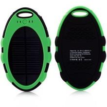 Portable universal solar charger, solar power bank, Sun power for mobile phone/iPhone/iPadpower bank