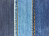 pure cotton denim fabric for girls denim skirt