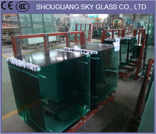 3mm-25mm Toughened Glass Rates, Toughened Glass Price