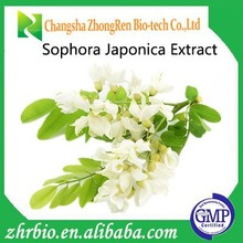 High quality Quercetin 98% Sophora Japonica Extract