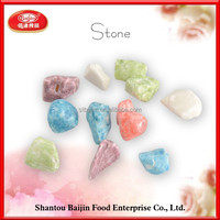 Wholesale rock fruit flavor hard candy