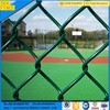 playground court pvc coated chain link wire mesh