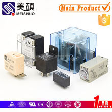 Meishuo high quality types of electrical relays 12v 5a bs32(32f)