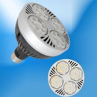 New arrvial 15W E27 White Par30 LED Spotlight, Par30 LED Spotlights E27