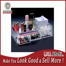 JML Hot Sell! Acrylic sweet cosmetic display stands