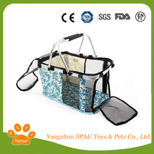 More Design Pet House Travel Case Foldable Carrier