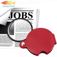 BIJIA 10x60mm reading magnifiers for elderly