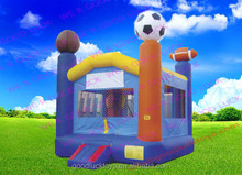 jumping castle/ newest0.55mm pvc popular inflatable bouncer for sale inflatable bouncer cartoon /inflatable castle /infl
