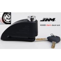 auto motorcycle sensor alarm disc brake lock for scooter