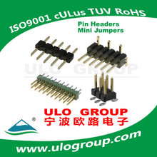 Latest Exported Through-Hole/Smt Triple Row Pin Header Manufacturer & Supplier - ULO Group