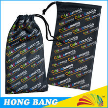 HBD366 OEM microfiber cleaning mobile phone pouch