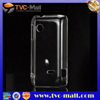 For Sony Ericsson Xperia Tipo ST21i Case,Clear Crystal Case Cover for Sony ST21i
