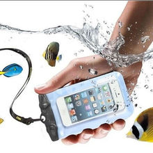 Waterproof Cell phone Bag Waterproof Camera Bag Waterproof Plastic Bag
