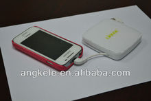 5500mAh universal portable battery power bank charger
