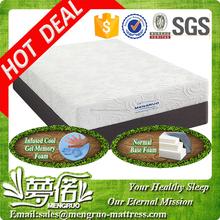 Dulce sueño dormitorio fresco visco gel colchón de espuma de memoria