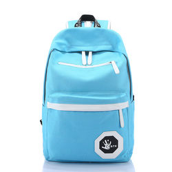 2015 latest product promotional backpack blank canvas backpack