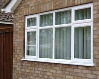 Price of Aluminum /PVC/UPVC Casement Window/Sliding Window 1