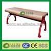 Waterproof Outdoor Wood Plastic Composite WPC Bench