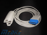 factory medical equipment reusable GE Marquette adult finger clip spo2 sensor