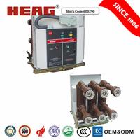 11kv 12kv Indoor AC High Voltage Vacuum Circuit Breaker interruptor Manufacturer and Trading