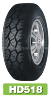 HAIDA auto tire passerger car tyre with high quality and low price