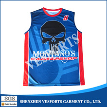 Basketball Club Sporting Uniforms and Basketball Vest