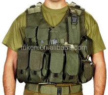 SWAT VEST/Tactical Vest Carrier Armor Plate Body Field Ballistic Police