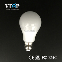 popular and high quality 7W led bulb light with 2 years warranty