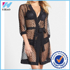 Yihao factory 2015 new designs sleepwear modern womens net sexy nighty design