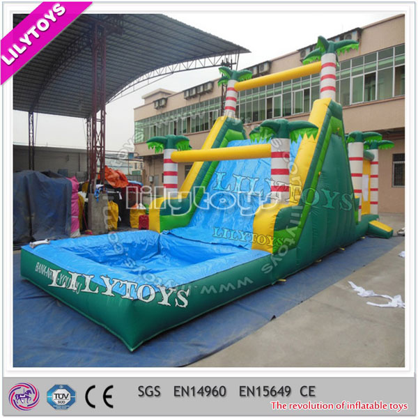 Inflatable Water Slide Safety Rules: Professional Inflatable Water Slide Manufacturer In