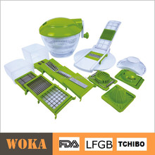 All In 1 Salad Spinner And Salad Chopper
