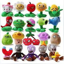 """Wholesale 5"""" plants vs zombies plush toy"""