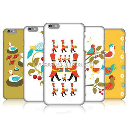 12 DAYS OF CHRISTMAS Design Custom Print For Iphone Case