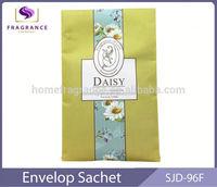 printing paper air freshener scented car fragrance sachet