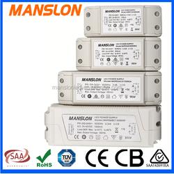 15w 24w 36w 60w waterproof led switching power supply