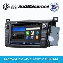 car stereo for toyota corolla axio support canbus with Gps TV 3G USB TMC Canbus Mp3 Aux-in Rca-out android4.4.4 system