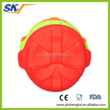 big shape silicone cake mould with food grade