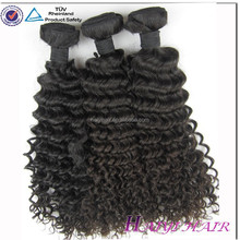 Chinese manufacturer 100% pure vrigin human hair combodian hair weave