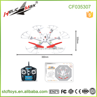 2015 Top toys!MJX X800 Not Small size 6 axis gyro rc hexacopter aircraft drone wiithout camera/optional with 2MP or 0.3MP camera