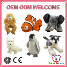 SEDEX Factory welcome OEM ODM include beaver stuffed animal