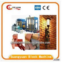 Concrete Hollow Block Making Machine/ Solid Brick Making Machine in Nigeria/Algeria/Tanzannia/Kenya/South Africa