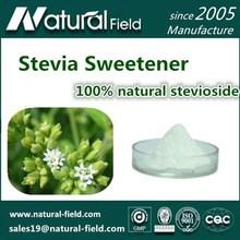 10 Years Manufacture Debitterizing Stevia Sweeteners