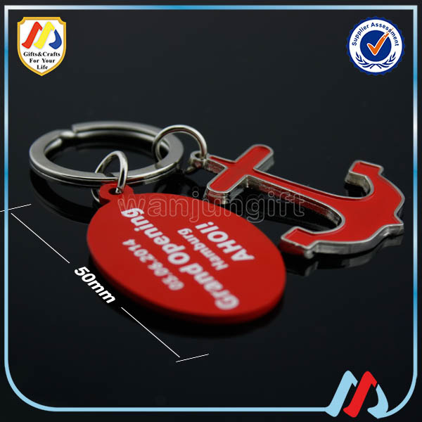 Custom Metal Key Chain Manufacturer For 20 Years Experience